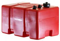 Стационарный топливный бак TITANO 45 литров 300х650х350мм Ceredi Италия Арт Tm 6624_60