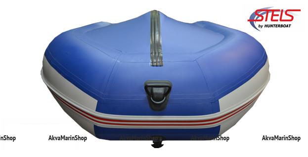 Пайольная лодка надувная килевая СТЕЛС 295