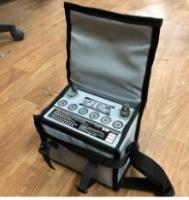 Сумка для аккумулятора из двойного ПВХ со вставкой из 8 мм (стенофон) 23*14*24 см Арт Glb