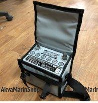 Сумка для аккумулятора из двойного ПВХ со вставкой из 8 мм (стенофон) Арт Glb