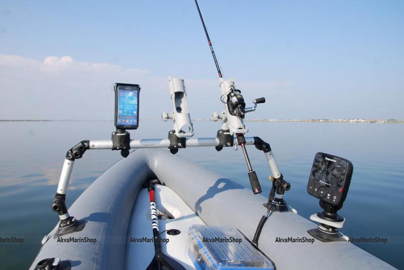 Тарга с тремя замками Borika Арт BS Gm350-3