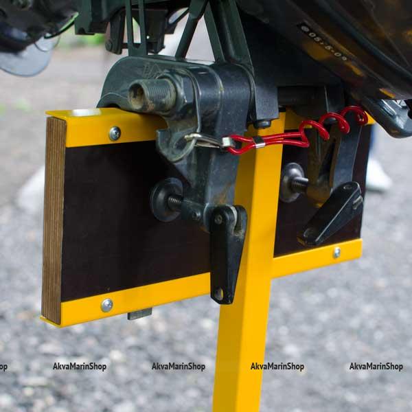 Тележка для хранения и транспортировки мотора до 20-ти л.с. Арт Kl ТМ-100