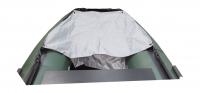 Тент носовой с сумкой для лодок 360-430 см. Арт Vdn SSCLH7005