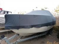 Транспортировочный–стояночный тент для катера АКВАЛАЙН 210 Арт Vdm