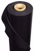 Ткань ПВХ метражом ширина 0,5 метра 750 гр/м2 черный