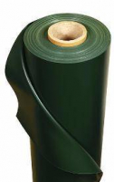 Ткань ПВХ метражом ширина 0,5 метра 750 гр/м2 зеленый