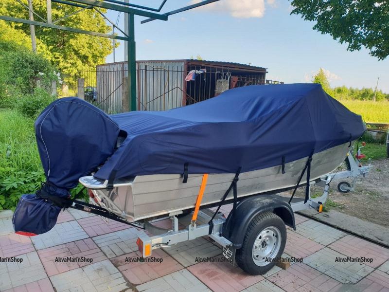 Транспортировочный тент для катера GLASTRON 185 Арт Vdm
