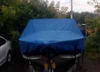 Тент транспортировочный-стояночный для лодки Казанка 5 Арт Vdm XL