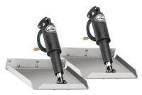 Транцевые плиты с электроприводами EDGE 300х300 мм для лодок от 4,3 до 11 метров Арт CMG 614027
