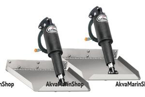 Транцевые плиты с электроприводами Edge mount для лодок от 4,3 до 11 метров Арт CMG