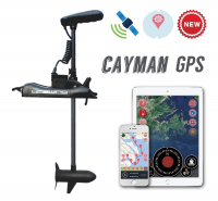 Троллинговый электромотор CaymanB 55 Lbs c GPS Арт CMG 310139