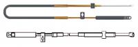 Трос газ-реверс EEC-005 (MACH 5) (Боудены) Multiflex, Индия Арт CMG