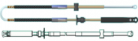 Трос газ-реверс усиленный EEC-014 (MACH 14) (Боудены) Multiflex, Индия Арт CMG