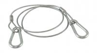 Трос страховочный для ПЛМ Арт Vdn C11665
