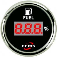 Цифровой указатель уровня топлива черный Арт Skipper 800-00129