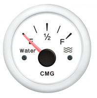 Указатель уровня воды белый с белой окантовкой WEMA Арт KMG510015