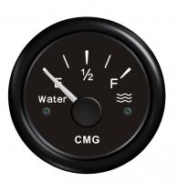 Указатель уровня воды черный с черной окантовкой WEMA Арт KMG510014