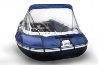 Универсальный прозрачный носовой тент для лодок 280-480 см Арт Tnr Экстрим