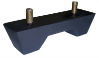 Упор для трейлера длина 153 мм ширина 44 мм Арт CMG 210269