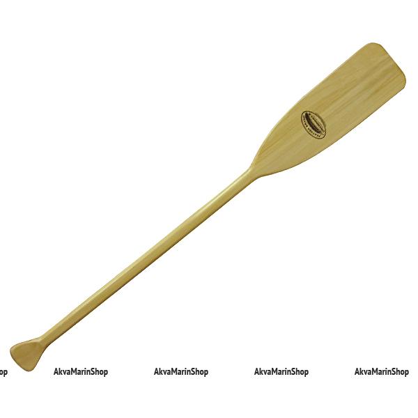 Весло деревянное лакированное для каноэ CAVINESS США Арт TDC