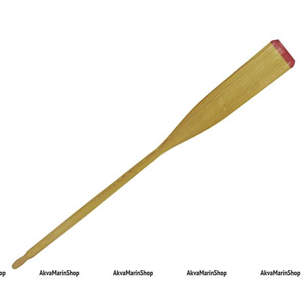 Весло деревянное лакированное LAHNA Финляндия  Арт TDC