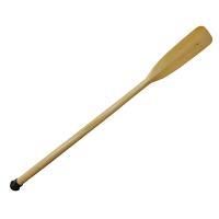 Весло деревянное с резиновым наконечником на рукоятке SCOPREGA Италия Арт TDC