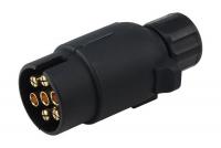 Вилка для прицепа пластиковая 7 контактов Easterner Арт Vdn C14082