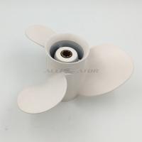 Винт алюминиевый гребной для мотора YAMAHA 9/9-15 л.с. 12 шаг 3X11-5/8X11 Polastorm (PowerWing) Арт 683-45941-00-EL