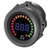 Вольтметр цифровой светодиодный 5-30 Вольт Арт CMG 510062
