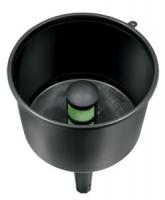 Воронка с фильтром малая оранжевая 14 литров в минуту Арт CMG 410170