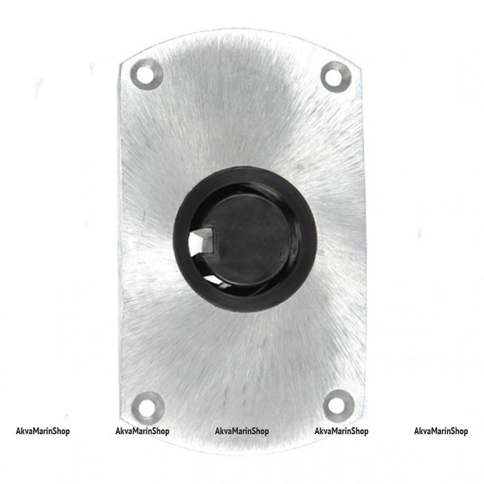 Палубное основание врезное для съёмных стоек диаметром 60 мм Springfield Арт CMG 710290