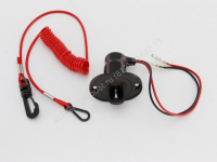 Выключатель аварийный в комплекте с чекой для установки на горизонтальную и боковую поверхность Арт CMG 310075