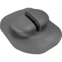 Якорный рым для лодки для веревки диаметром 8-10 мм серый Арт Flc