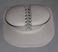 Якорный рым 8-10 мм светло-серый Арт Flc