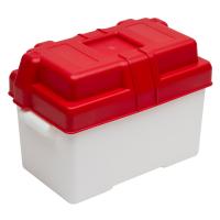 Ящик для аккумулятора внутренний размер 184x274x210мм, внешний размер 200x290x260мм CAN-SB Италия VA2540 Арт CMG310169