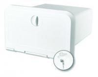 Ящик для магнитолы с ключом 250х250х140 мм Арт CMG 210131
