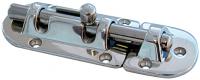 Задвижка дверная-шпингалет 115×39мм из нержавеющей стали Арт MM10248000