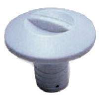 Заливная горловина пластиковая (белая) 38 мм. Арт CMG 410071