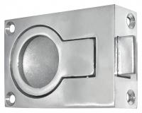 Замок-защелка 57х40х17 мм нержавеющая сталь Арт МM10248001