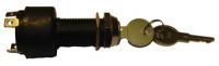 Замок зажигания 5 контактов с комплектом ключей Арт CMG 310062