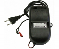 Зарядное устройство Сонар для заряда герметизированных свинцово-кислотных аккумуляторных батарей напряжением 12 вольт, емкостью от 7 до 15 А∙час Арт Snr 205 01 мини