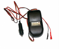 Зарядное устройство СОНАР герметизированных свинцово-кислотных аккумуляторных батарей VRLA (AGM, GEL) напряжением 12 вольт, емкостью от 4 до 11 А∙час от бортовой сети автомобиля DC УЗ Арт Snr 205 05 мини