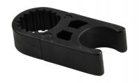 Защелка-держатель трапа для трубы 22 мм Арт Vdn S08101
