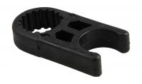 Защелка-держатель трапа для трубы 25 мм Арт Vdn S08102