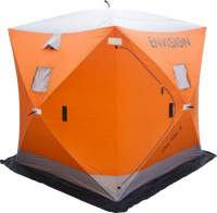 Зимняя палатка КУБ для рыбалки Ice Lux 3 Арт Bdr EIL3